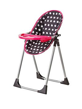 lissi-rosa-4-in-1-dolls-highchair