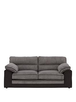 Very Delta 3-Seater Sofa Picture