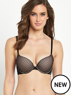 scandale-diamond-mesh-push-up-bra