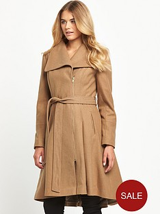 definitions-petite-fit-n-flare-coat