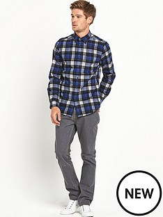 ben-sherman-ben-sherman-long-sleeve-check-shirt