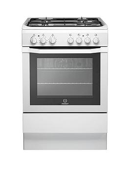indesit-i6gg1w-60cm-single-oven-gas-cooker-white