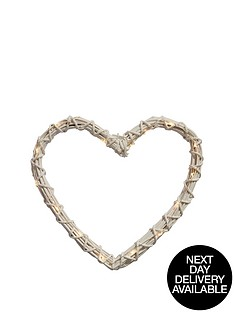 white-rattan-lit-heart-shaped-wreath