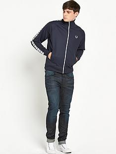 fred-perry-taped-track-top