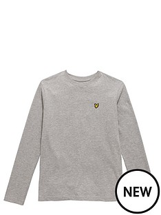 lyle-scott-long-sleeve-classic-boysampnbsptop