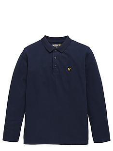 lyle-scott-boys-classic-long-sleeve-polo-shirt