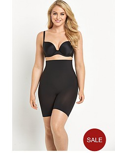 maidenform-maidenform-sleek-smoothers-hi-waist-shortie