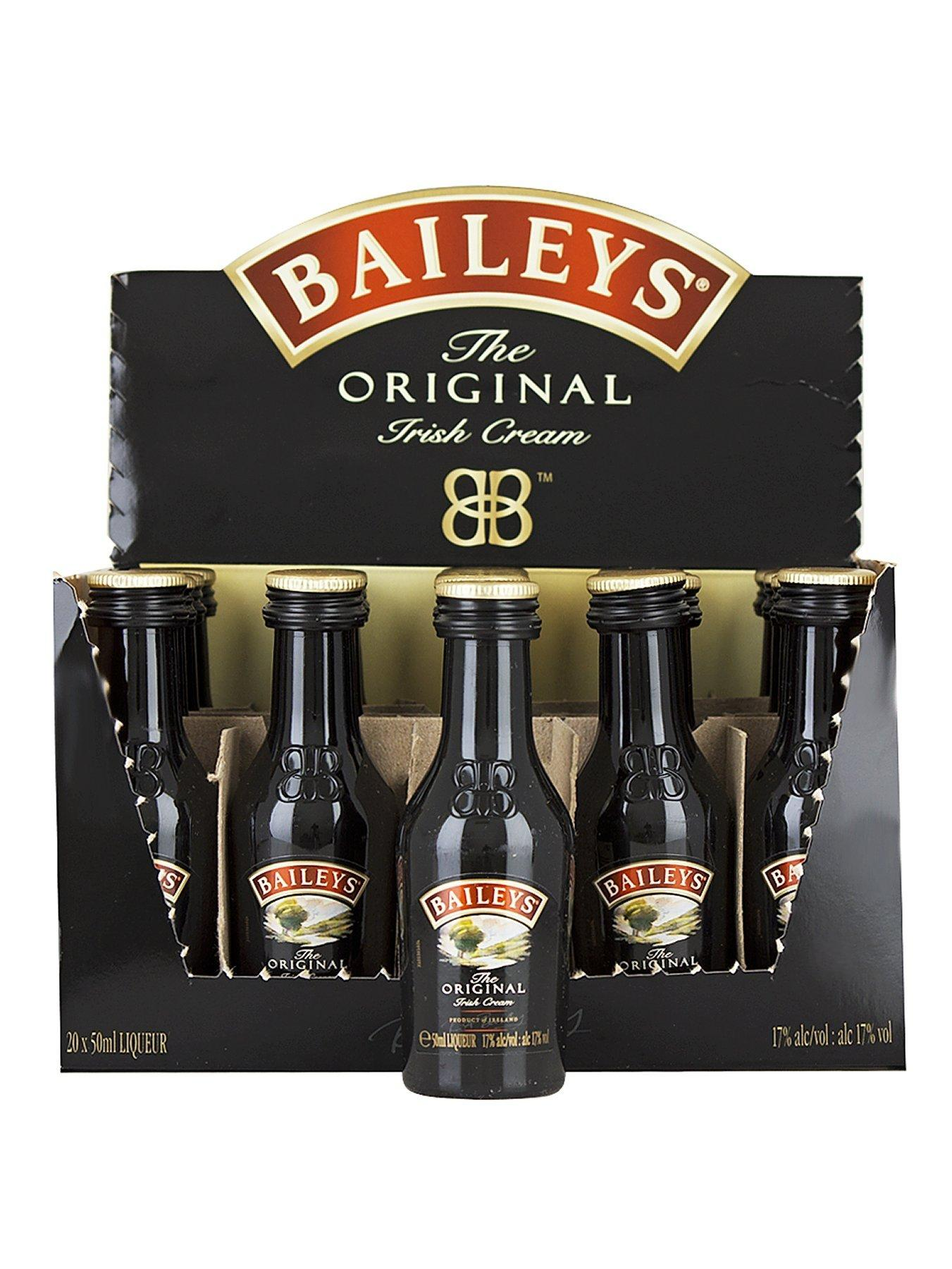 Compare prices for Baileys 20X 5Cl Bottles