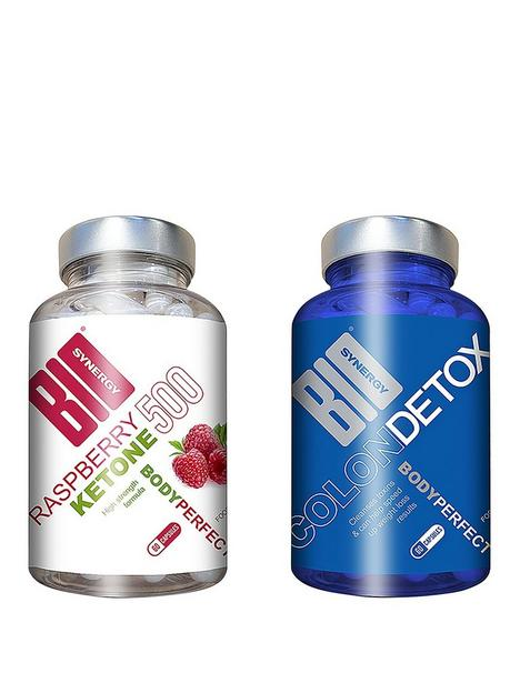 bio-synergy-body-perfect-colon-cleanse-detox-and-raspberry-ketones-60-capsules-of-each