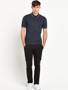 fred-perry-slim-fit-twin-tipped-polo
