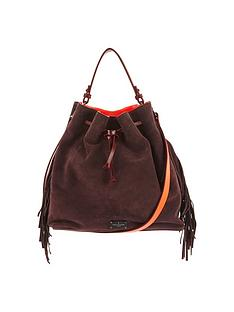pauls-boutique-pauls-boutique-cora-suede-shoulder-bag
