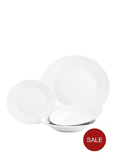 sabichi-simple-white-porcelain-12-piece-dinner-set