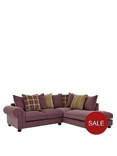 Corner Sofas | Red | Sofas | Home & garden | www.littlewoods.com