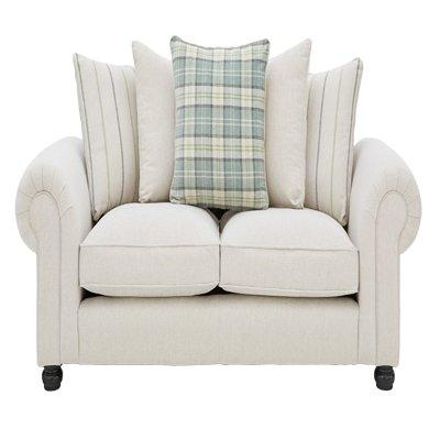 orkney 3seater fabric sofa