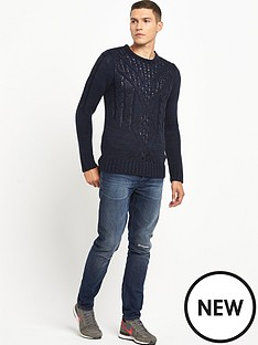 only-sons-only-amp-sons-pattern-jumper
