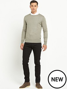 replay-clean-knit-wool-blend-mensampnbspjumper