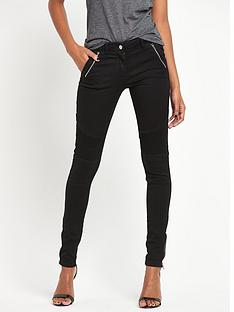south-petite-zip-detail-skinny-biker-jeans