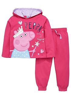 peppa-pig-little-girls-peppanbsppig-hoodie-and-joggers-set-2-piece