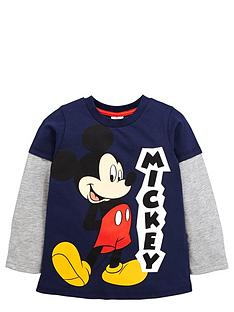 mickey-mouse-boys-mock-layered-long-sleeve-tee