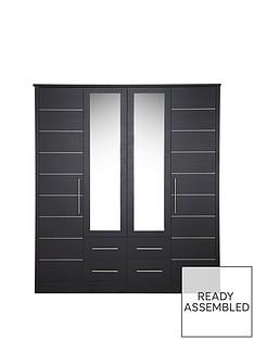 consort-new-liberty-4-door-4-drawer-mirrored-wardrobe