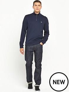 lacoste-lacoste-14-zip-sweatshirt