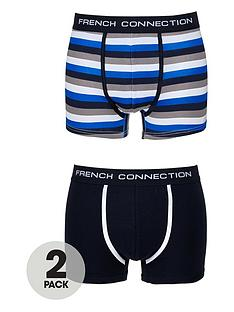french-connection-french-connection-2pk-stripeplain-trunk
