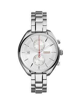 fossil-land-racer-chronograph-silver-tone-bracelet-ladies-watch