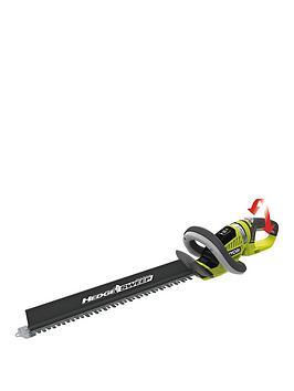 Ryobi   Oht1855R 18V One+ Cordless 55Cm Hedge Trimmer (Bare Tool)