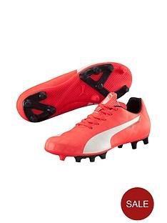 puma-puma-junior-evospeed-54-firm-ground-football-boots