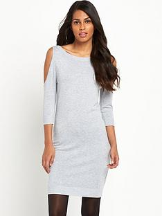 south-open-shoulder-jumper-dress
