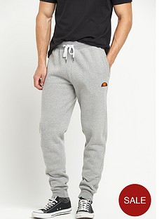 ellesse-ellesse-barasson-fleece-cuffed-pants