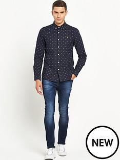 farah-vintage-farah-vintage-ls-shirt