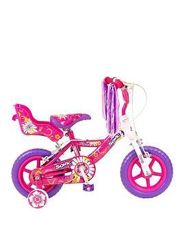 sonic-daisy-12-inch-girls-bike