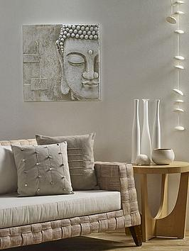 Arthouse Peaceful Buddha 3D Canvas