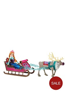 disney-frozen-sven-and-sleigh