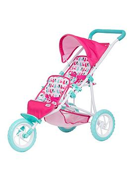 mamas-papas-double-decker-dolls-stroller-bird