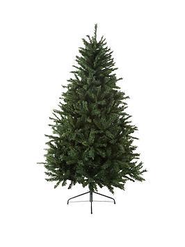 7ftnbspgreen-regal-fir-christmas-tree-with-metal-stand