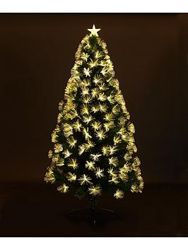 Multifunction Fibre Optic Christmas Tree  6ft