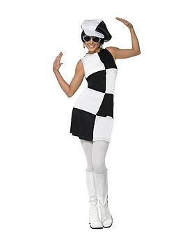Very 1960'S Party Girl - Ladies Costume Picture