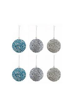 set-of-6-glittered-ball-hanging-ornaments