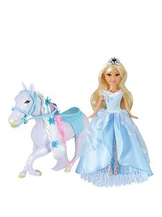 sparkle-girlz-winter-princess-with-horse