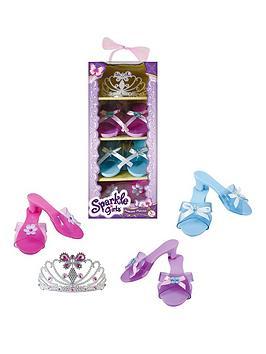 sparkle-girlz-sparkle-girlz-shoes-and-tiara-set
