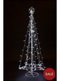 5ft-metal-frame-150-led-outdoor-christmas-tree