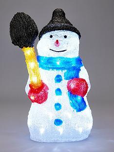light-up-acrylic-snowman-outdoor-christmas-decoration