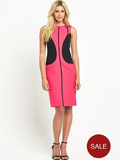 south-colourblock-panelled-dress