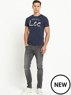 lee-lee-jeans-logoampnbspmensampnbspt-shirt