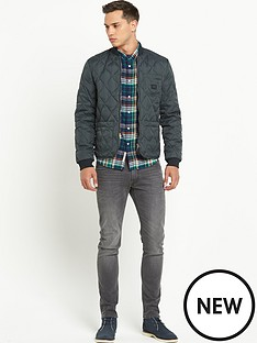 lee-jeans-quilted-down-mens-jacket