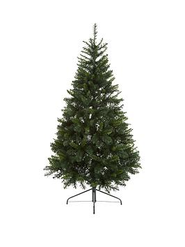 space-saving-half-christmas-tree-5ft
