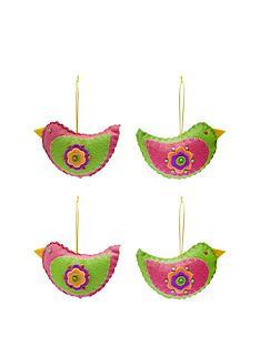 felt-bird-hanging-tree-decorations-ndash-set-of-4