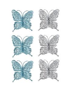 silver-and-blue-glitter-butterfly-decorations-6-pack